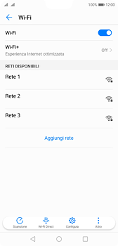 Huawei P20 - WiFi - Configurazione WiFi - Fase 6