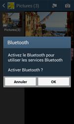 Samsung Galaxy Ace 3 - Photos, vidéos, musique - Envoyer une photo via Bluetooth - Étape 11
