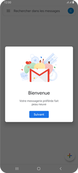 Samsung Galaxy A80 - E-mails - Ajouter ou modifier votre compte Gmail - Étape 14