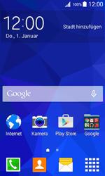 Samsung G318H Galaxy Trend 2 Lite - WLAN - Manuelle Konfiguration - Schritt 1