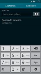 Samsung Galaxy S5 Mini - Anrufe - Anrufe blockieren - 1 / 1