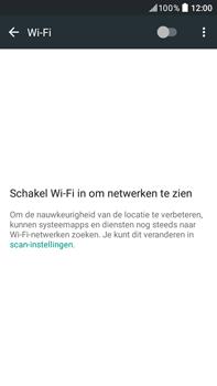 HTC HTC Desire 825 - Wifi - handmatig instellen - Stap 4