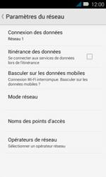Huawei Y3 - Internet - configuration manuelle - Étape 9