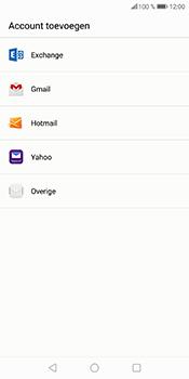 Huawei P Smart (Model FIG-LX1) - E-mail - Account instellen (POP3 zonder SMTP-verificatie) - Stap 5