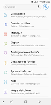 Samsung Galaxy J6 - Internet - buitenland - Stap 4