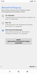 Sony Xperia XZ2 Compact - Android Pie - E-Mail - Konto einrichten (yahoo) - Schritt 11