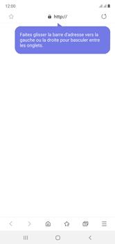 Samsung Galaxy Note 10 - Internet et roaming de données - Navigation sur Internet - Étape 16