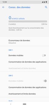 Nokia 7.2 - Internet et roaming de données - Comment vérifier que la connexion des données est activée - Étape 6
