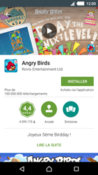 Sony Xperia M4 Aqua - Applications - Télécharger une application - Étape 17
