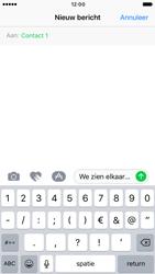 Apple iPhone 6 iOS 10 - MMS - Afbeeldingen verzenden - Stap 8