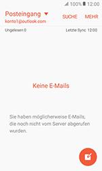 Samsung G389 Galaxy Xcover 3 VE - E-Mail - Konto einrichten (outlook) - Schritt 4