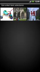 HTC X515m EVO 3D - E-mail - hoe te versturen - Stap 10