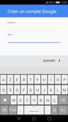 Huawei Honor 5X - Applications - Créer un compte - Étape 5