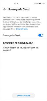 Huawei P40 - Aller plus loin - Gérer vos données depuis le portable - Étape 17
