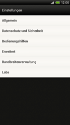 HTC One X - Internet - Apn-Einstellungen - 18 / 23