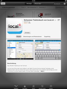 Apple iPad Retina - Apps - Installieren von Apps - Schritt 10