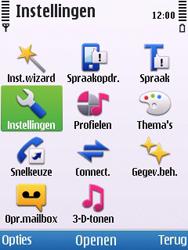 Nokia 6700 slide - netwerk en bereik - gebruik in binnen- en buitenland - stap 4