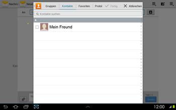Samsung P5100 Galaxy Tab 2 10-1 - MMS - Erstellen und senden - Schritt 8