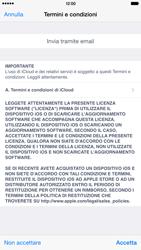 Apple iPhone 6 Plus iOS 8 - Applicazioni - configurazione del servizio Apple iCloud - Fase 6