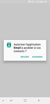 Samsung Galaxy A8 (2018) - E-mail - Configuration manuelle (yahoo) - Étape 5