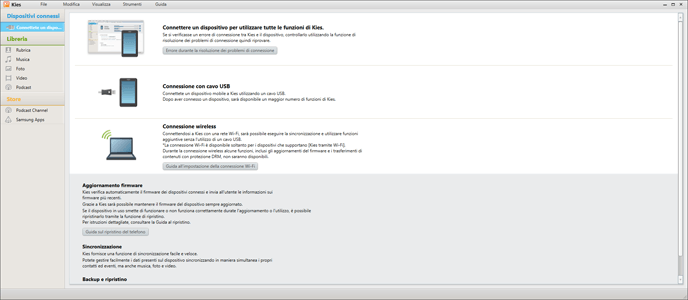 Samsung Galaxy S 4 Active - Software - Installazione del software di sincronizzazione PC - Fase 9