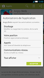 Alcatel One Touch Idol S - Applications - installation d