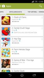 Sony Xperia Z3 - Apps - Installieren von Apps - Schritt 9