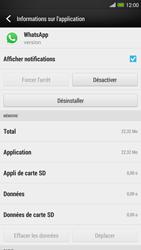 HTC One Max - Applications - Comment désinstaller une application - Étape 6