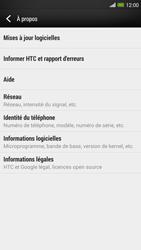 HTC One Max - Logiciels - Installation de mises à jour - Étape 6