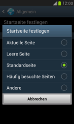 Samsung Galaxy S3 Mini - Internet - Apn-Einstellungen - 2 / 2