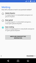 Sony xperia-xz-premium-g8141 - E-mail - Account instellen (POP3 zonder SMTP-verificatie) - Stap 21