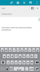Samsung Galaxy K Zoom 4G (SM-C115) - E-mail - Hoe te versturen - Stap 5