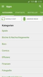 Samsung G920F Galaxy S6 - Apps - Herunterladen - Schritt 6