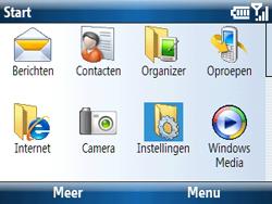 Samsung C6620 - E-mail - handmatig instellen - Stap 4