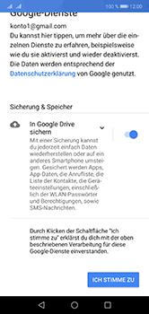 Huawei P20 Lite - E-Mail - Konto einrichten (gmail) - 1 / 1