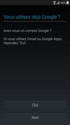 Samsung Galaxy A3 (A300FU) - Premiers pas - Créer un compte - Étape 8