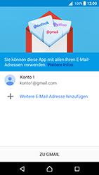 Sony Xperia X (F5121) - Android Nougat - E-Mail - Konto einrichten (gmail) - Schritt 15
