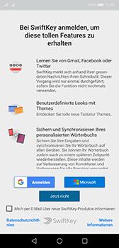 Huawei P20 - Android Pie - Startanleitung - So fügen Sie eine Tastatursprache hinzu - Schritt 6