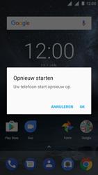 Nokia 3 - MMS - handmatig instellen - Stap 21