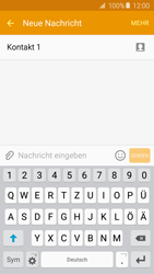 Samsung A510F Galaxy A5 (2016) - MMS - Erstellen und senden - Schritt 13