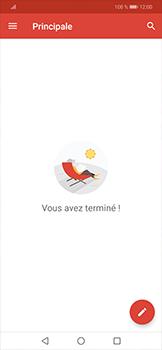 Huawei Mate 20 lite - E-mails - Ajouter ou modifier votre compte Gmail - Étape 6