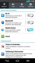 LG G2 - Netzwerk - Netzwerkeinstellungen ändern - Schritt 4