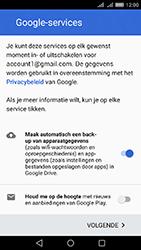 Huawei Y6 II - apps - account instellen - stap 16