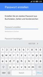 Samsung Galaxy S6 - Android Nougat - Apps - Einrichten des App Stores - Schritt 12