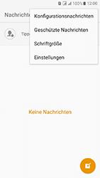 Samsung J510 Galaxy J5 (2016) DualSim - SMS - Manuelle Konfiguration - Schritt 5