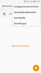 Samsung Galaxy J5 (2016) DualSim - SMS - Manuelle Konfiguration - 5 / 12