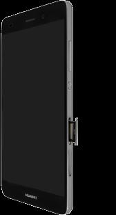 Huawei P8 Lite - SIM-Karte - Einlegen - Schritt 8