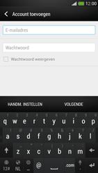 HTC One Mini - E-mail - Account instellen (IMAP zonder SMTP-verificatie) - Stap 6