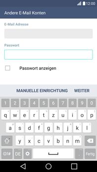 LG H815 G4 - E-Mail - Konto einrichten (outlook) - Schritt 7