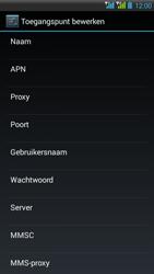 HTC Desire 516 - MMS - Handmatig instellen - Stap 8